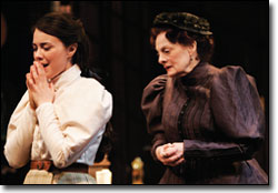 Mrs. Warren's Profession at the Irish Repertory Theatre