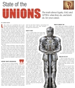 Feature - Unions
